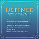 Defined - Teen Girls' Bible Study Book: Who God