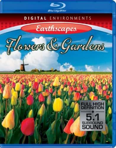 Living Landscapes: Earthscapes - Flowers & Gardens