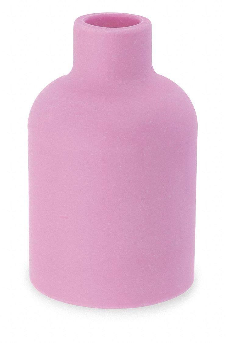 CHNsalescom 10 pcs 6# 57N75 Alumina Nozzle Large Gas Lens Cups for WP-9//20//25//17//18//26