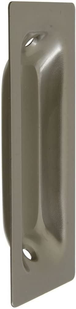 National Hardware N335-612 V141 Flush Pullin Satin Nickel