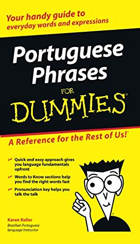 Portuguese Phrases For Dummies...