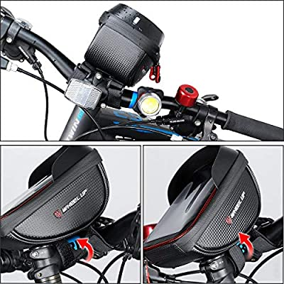 Supband Soporte Bolsa Movil Bicicleta, Bolsa Bicicleta Impermeable ...
