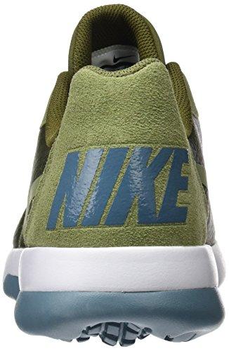 Nike 844857, Zapatillas para Hombre Varios colores (Legion Green / Palm Green / Smokey Blue)