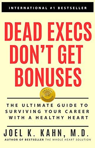 Dead Execs Dont Get Bonuses ebook product image