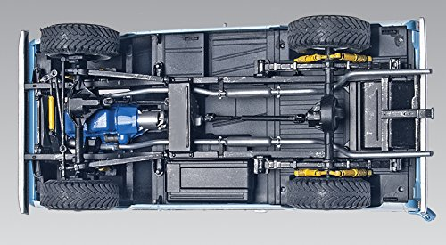 Revell Ford Bronco Plastic Model Kit Import It All