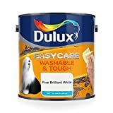 Dulux Easycare Washable and Tough Matt Paint - PBW 2.5L