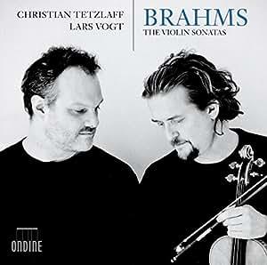 Johannes Brahms: The Violin Sonatas