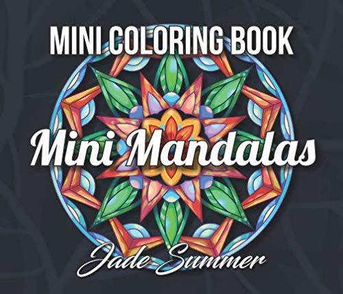 Mandala Coloring Book: Mini Mandalas   A