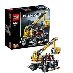Lego 42031 - Technic - Hubarbeitsbühne