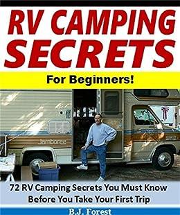 Amazon.com: RV Camping Secrets for Beginners!: 72 RV