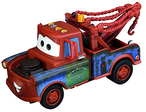 Carrera 61183 GO!!! Analog Slot Car Racing Vehicle - Disney/Pixar Cars Mater - (1:43 Scale) ()
