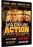 Maximum Action- 4 Pack: Last Action Hero, Universal Soldier, Russian Specialist, Into the Sun