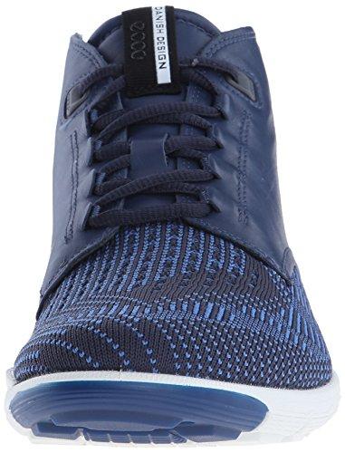 ECCO Mens Intrinsic 2 Boot Fashion Sneaker True Navy/Marine-cobalt aAhy7in