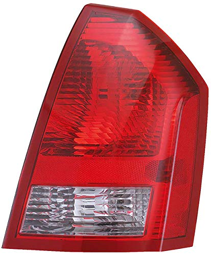 (APDTY 2722368 Tail Light Assembly Fits Rear Passenger Side Right 2005-2007 Chrysler 300 (2.7L & 3.5L Engines Only; Replaces 4805850AD,)
