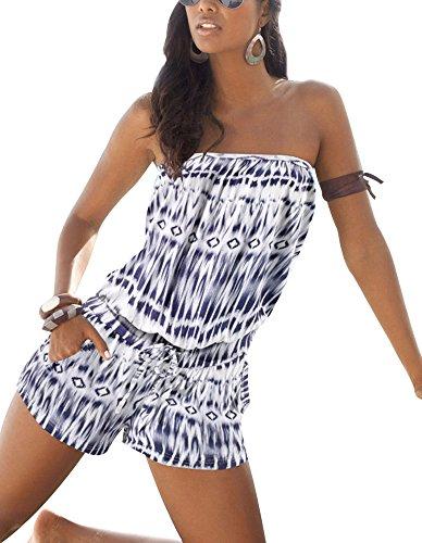 Loveparadise Sleeveless Rompers Jumpsuit Playsuit product image