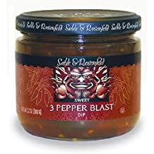 3 Pepper Blast Sweet Dip 12 oz jar (pack of 2)