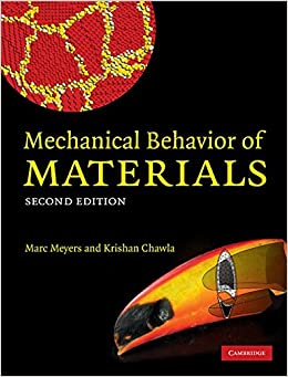 Mechanical Behavior Of Materials 2nd Ed