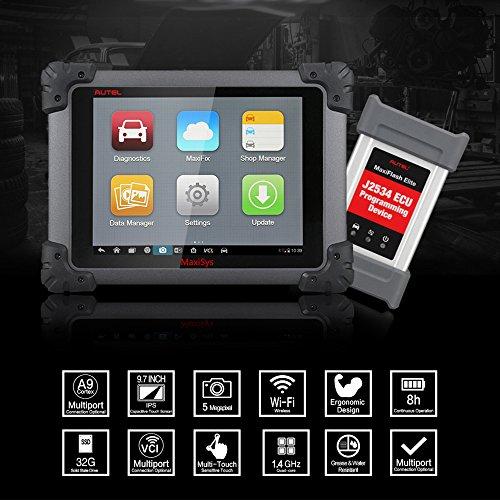 Autel Maxisys Pro MS908P Automotive Diagnostic Scanner ...