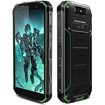 Amazon.com: Rugged Cell Phones Unlocked, Blackview BV6800 ...