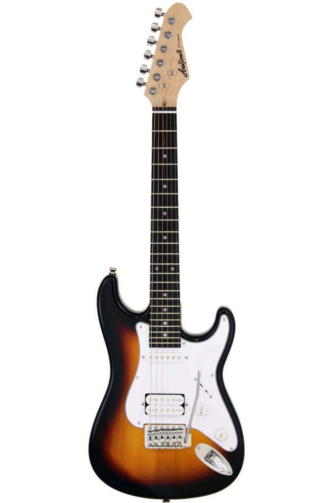Aria STGMINIS - Guitarra Stratocaster, mini: Amazon.es: Instrumentos ...