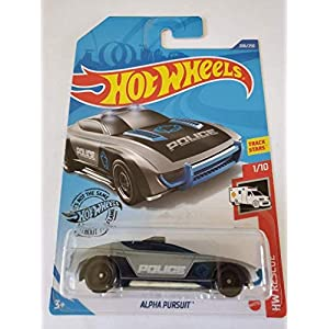 Hot Wheels Alpha Pursuit 206/250...