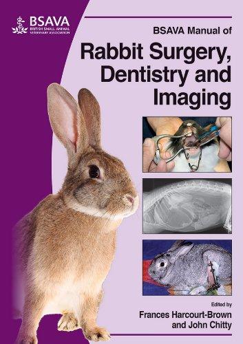 (BSAVA Manual of Rabbit Surgery, Dentistry and Imaging)