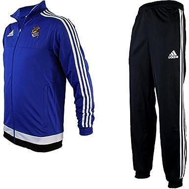 adidas RS PES Suit - Chándal Valencia FC 2015/2016 para Hombre ...