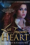 Lost Treasures of the Heart: Past and Present Collide in a Haunting Tale of Passion and Adventure (Treasures of the Tides Trilogy) (Volume 1)