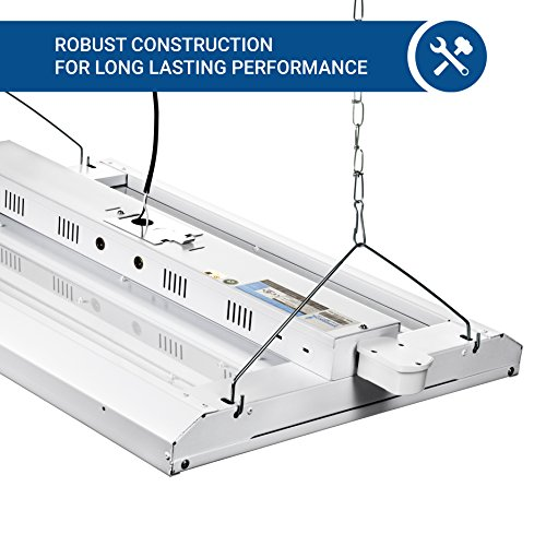 Hyperikon LED High Bay Light Fixture, Motion Sensor Included, 165W (500W Equivalent), 22000 Lumen, 5000K Indoor Area Warehouse Industrial Lighting, DLC and UL by Hyperikon (Image #8)