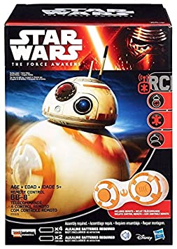 Star Wars Remote Control Bb 8 Droid Remote Controlled Robots at amazon