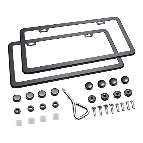 sun visor license plate holder - 3