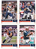 football cards patriots - NEW ENGLAND PATRIOTS - 2017 Score Football Cards COMPLETE Team Set (PLUS 1 Special Insert Card)