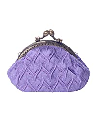 iSuperb Coin Purse Card Pouch Keys Wallet Cute Classic Jewelry Pouch Clasp Closure Wallet