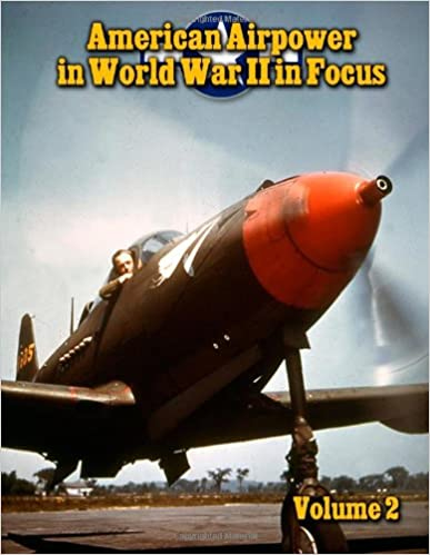 American Airpower in World War II in Focus Volume 2
