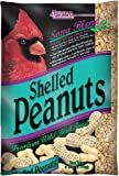 F.M. Brown's Song Blend Premium Shelled Peanuts for Pets, 3-Pound, White, My Pet Supplies