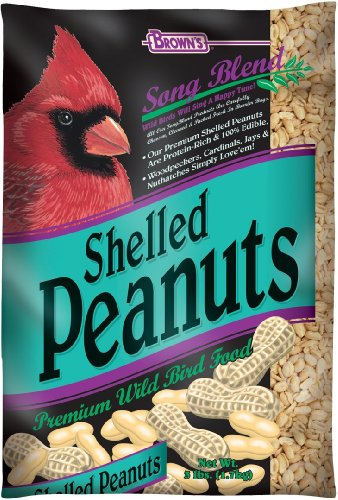 F.M. Brown's Song Blend Premium Shelled Peanuts