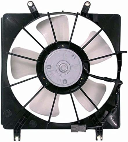 Radiator Cooling Fan for Honda Accord V6 03 04 05 06 07