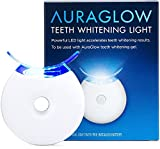 #9: AuraGlow 5x Blue LED Light Teeth Whitening Accelerator Light