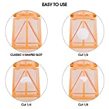 Ultrassist 2 Pack Pill Cutters, High Transparent