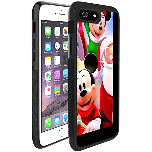- DISNEY COLLECTION Cover Case Compatible Apple iPhone 6, 6S 4.7in Animation Colourful Comedy Entertainment Funny Hollywood Disney Santa Claus