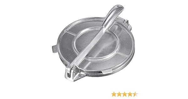 chalkalon Fabricante de Tortilla, 20 cm Prensa de Tortilla de ...