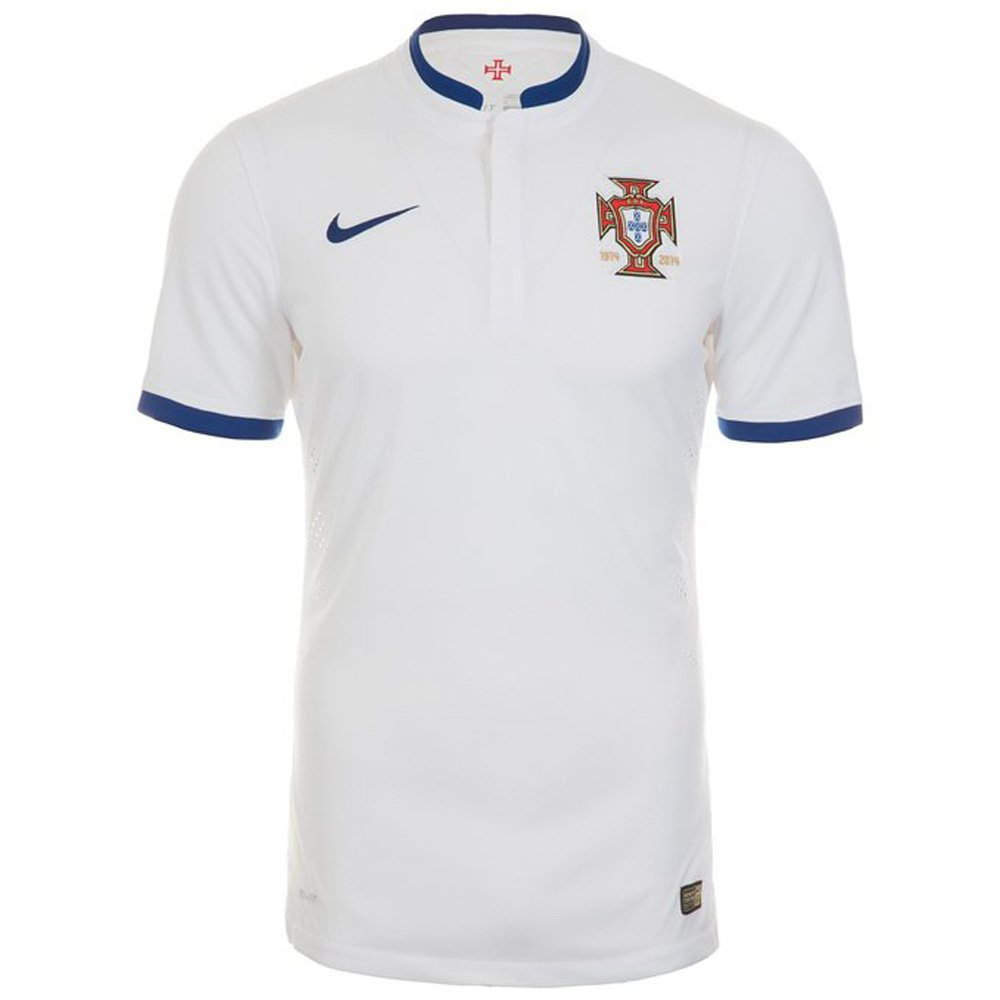 51ab97117 Amazon.com   Nike Portugal Away Match Jersey World Cup 2014 (Football  White) (XL)   Sports   Outdoors
