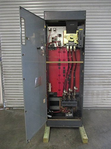 (Allen Bradley 2100 Size 6 Starter 600 Amp Breaker Motor Control Bucket & Section)