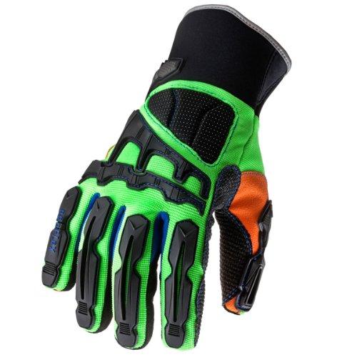 Ergodyne ProFlex 925F(x) WP Thermal Waterproof Impact-Reducing Work Gloves, Medium