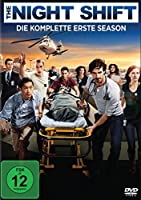 The Night Shift - Die komplette erste Season