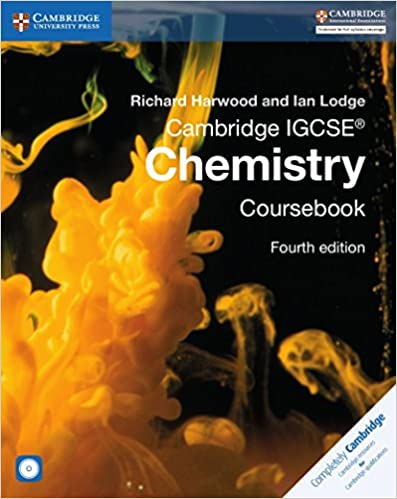 Cambridge IGCSE Chemistry Coursebook With CD