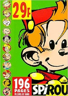 Livres de téléchargement gratuits sur epub Spirou magazine, Eté 1999 : Jeux et gags en français MOBI