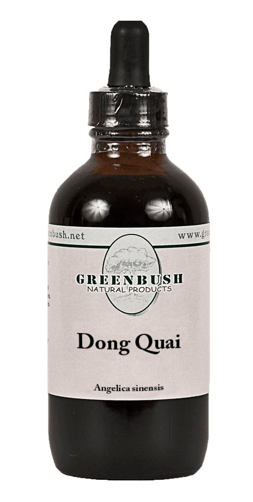 Dong quai Root Concentrated Alcohol-Free Liquid Herbal Extract. Value Size 4oz Bottle (120ml) 240 Doses of 500mg.''Female Ginseng'' for Menstrual Problems, Fertility, Natural Youth and Beauty (1)