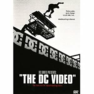 The Dc Vidéo (Skateboarding) [Alemania] [DVD]
