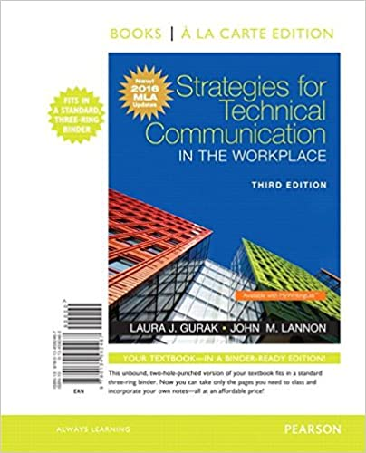 Strategies for Technical Communication in the Workplace.pdf.rar